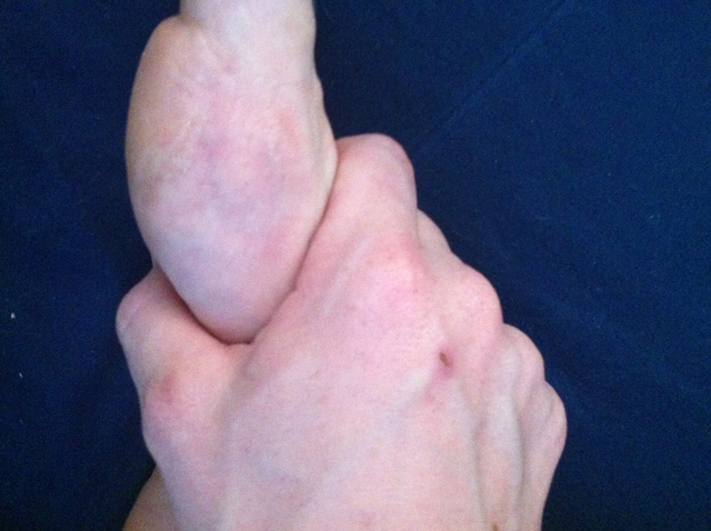 New ways to finger yourself